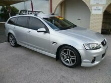 2011 Holden Commodore VE II MY12 SV6 Silver 6 Speed Automatic Wagon South Nowra Nowra-Bomaderry Preview