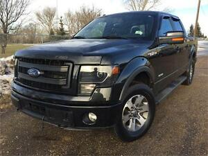 2014 Ford F-150 FX4 Supercrew 4x4 **ECOBOOST-LEATHER-NAV**