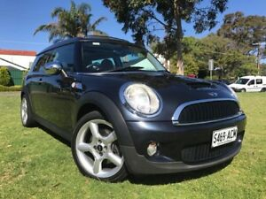 2009 Mini Clubman R55 Cooper S Chilli Blue 6 Speed Manual Wagon Somerton Park Holdfast Bay Preview