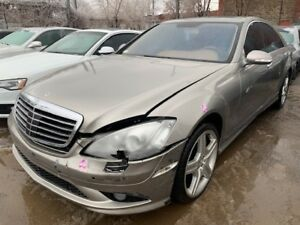 2009 Mercedes S450 with 118km just in for sale at Pic N Save!