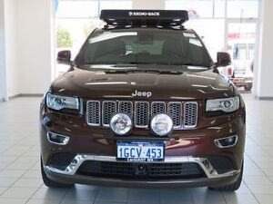 2014 Jeep Grand Cherokee WK MY14 Summit (4x4) Brown 8 Speed Automatic Wagon Morley Bayswater Area Preview