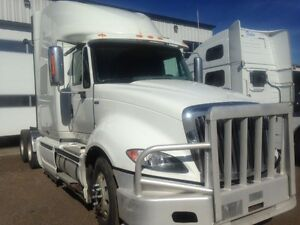 Call Syed for 2012 International Prostar,72' double bunk Sleepe