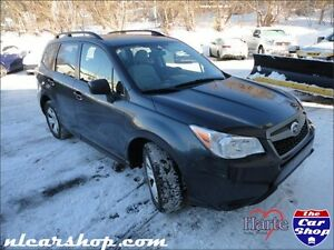 2014 Subaru Forester 2.5i Auto AWD with WARRANTY - nlcarshop.com