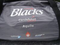 Blacks Constellation 6 person tent with two sleeping compartments