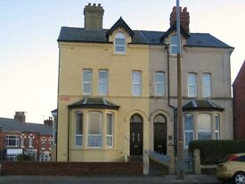 One Bedroom Ground Floor Flat in Fleetwood - Includes heating & water