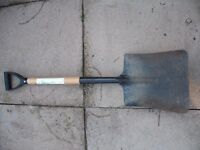 Large Builders Shovel (size #2)
