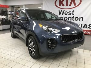 2017 Kia Sportage EX Tech AWD 2.4L *NAV/ROOF/CAMERA/HEATED LEATH