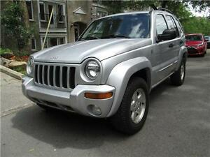 2004 JEEP LIBERTY / TRÈS PROPRE?  only $2500,,,,, CARSRTOYS