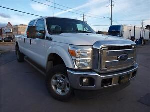 2012 Ford Super Duty F-350 SRW XLT, 4X4, 8FT BED, 416-742-5464