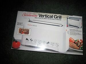 Sunbeam Verticle Grill