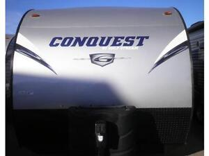 VALUE!!! 2016 Conquest 255BH - All features of expesnive RV's!