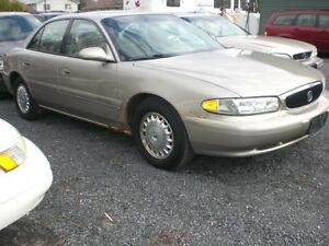 2000 BUICK CENTURY PARTS AVAILABLE