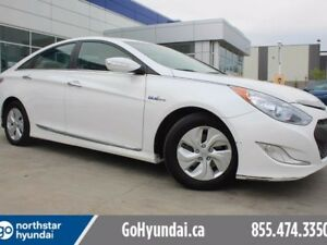 2013 Hyundai Sonata Hybrid HYBRID HEATED SEATS BLUETOOTH
