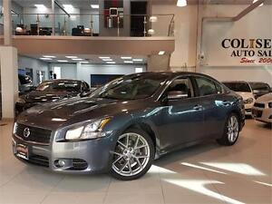 2011 Nissan Maxima 3.5 SV **SPORT PKG. LEATHER-ROOF**