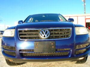 2007 Volkswagen Touareg SPORT 3.2L V6-LEATHER-SUNROOF