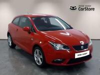 2013 SEAT IBIZA SPORT COUPE SPECIAL