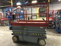 2006 // Skyjack SJ4632 // Electric Scissor Lift City of Toronto Toronto (GTA) Preview