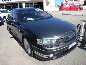 2007 Ford Falcon XR6 BF MARK II 145000KMS Grey 6 Speed Automatic Sedan Victoria Park Victoria Park Area Preview