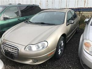 2004 Chrysler Concorde  Leather/Sunroof *LOW KMS**