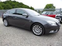 Vauxhall Insignia 2.0 CDTI 160 Elite, DIESEL, Massive Specification, with Full Leather Interior!!