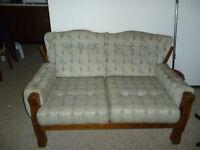 3 piece Euriopian Sofa Set
