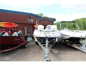 2017 STRCRAFT DECK BOATS ON SALE ALL MODELS Peterborough Peterborough Area image 1