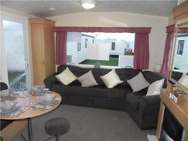 BARGIN STATIC CARAVAN FOR SALE - WHITLEY BAY HOLIDAY PARK - NORTH EAST COAST