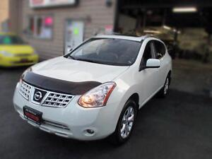 2009 Nissan Rogue AWD Leather New Transmission