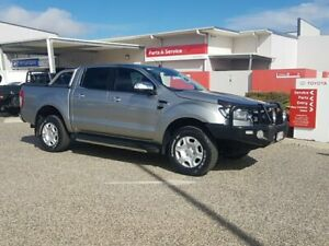 2015 Ford Ranger PX MkII XLT 3.2 (4x4) 6 Speed Automatic Dual Cab Utility Warwick Southern Downs Preview