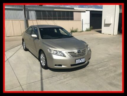 2007 Toyota Camry ACV40R Ateva 5 Speed Automatic Sedan Fyshwick South Canberra Preview