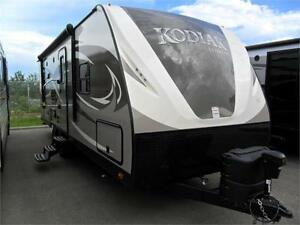 2017 28 FT DUTCHMEN RV KODIAK ULTIMATE 252RLSL TRAVEL TRAILER