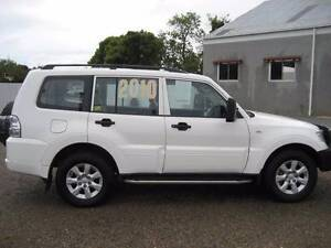 2010 Mitsubishi Pajero Wagon 3.2 Turbo Diesel Auto 7 Seater Shepparton East Shepparton City Preview