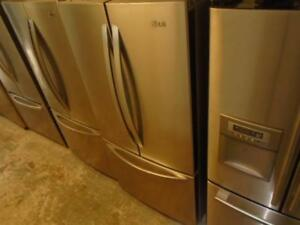 FRIGO INOX LG / LG STAINLESS FRIDGE