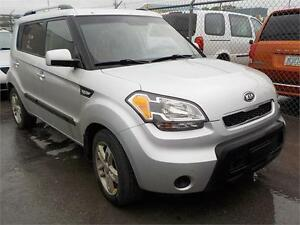 2011 Kia Soul 2u-Keyless-Bluetooth-Alloys WheeL- certified