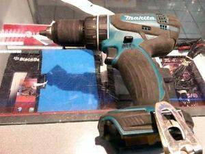 Makita BB Cordless Hammer Drill. We sell used tools.  (#110921)