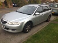 Mazda 6 Estate £350 OVNO