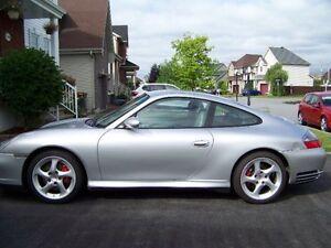 2004 Porsche 911 C4S manuel