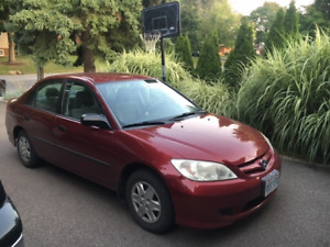 2005 Honda Civic  - Certified / Excellent Condition