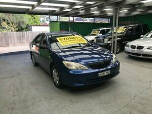 2002 Toyota Camry ACV36R Altise 4 Speed Automatic Sedan Croydon Burwood Area Preview