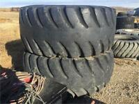 33.25 - 29 scraper tires - hard to find and selling cheap Edmonton Edmonton Area Preview
