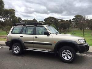 2004 Nissan Patrol (4X4) Wagon Essendon Moonee Valley Preview