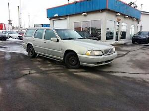2000 Volvo V70 / MAGS / A/C/ CUIR FULL
