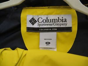 Mens Columbia Rain Suit - One Size M and One Size Large Belleville Belleville Area image 2