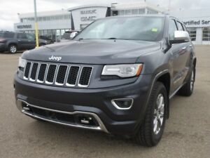 2014 Jeep Grand Cherokee Overland. Text 780-205-4934 for more in