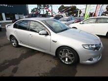 2010 Ford Falcon XR6 50TH ANNIVERSARY FG Silver 6 Speed Kingsville Maribyrnong Area Preview