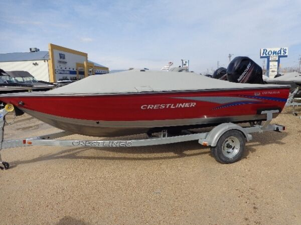 Used 2014 Crestliner 1750 Fish Hawk SC