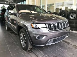 2017 Jeep Grand Cherokee LIMITED, ACCIDENT FREE, POWER LEATHER S