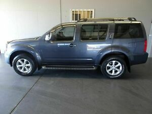 2007 Nissan Pathfinder R51 MY07 ST-L (4x4) Grey 5 Speed Automatic Wagon Woodridge Logan Area Preview