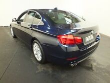 2010 BMW 528I F10 STEPTRONIC Imperial Blue Sports Automatic Sedan Clemton Park Canterbury Area Preview