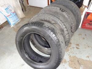 Michelin Cross Terrain Tires 225/65/17